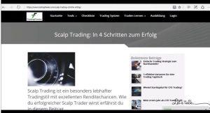 Scalptrading
