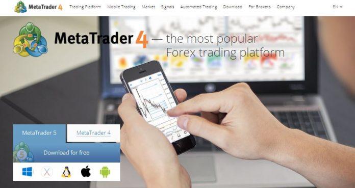 Metatrader 4 als Tradingplattform