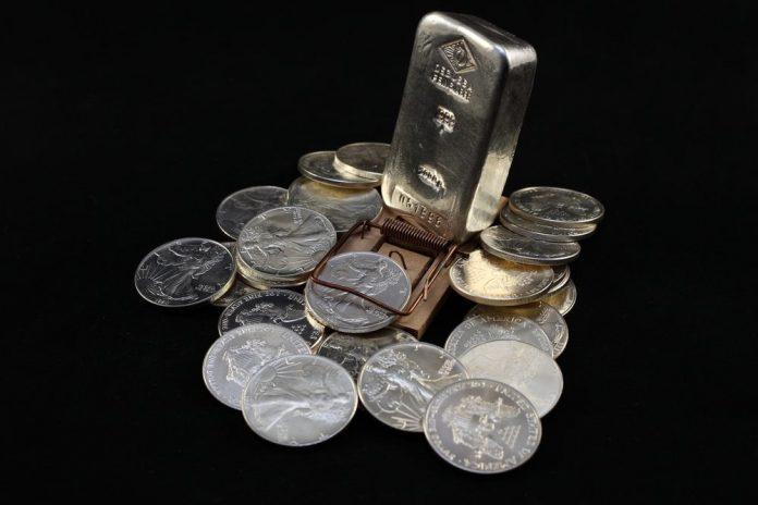 Mit Silber handeln
