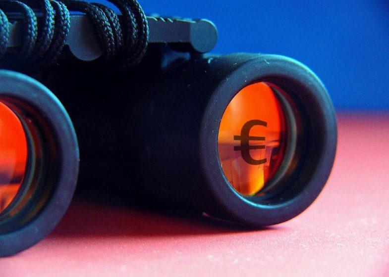 Fernglas Euro