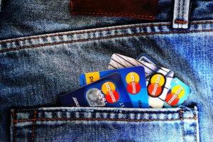 Jeans Kreditkarten